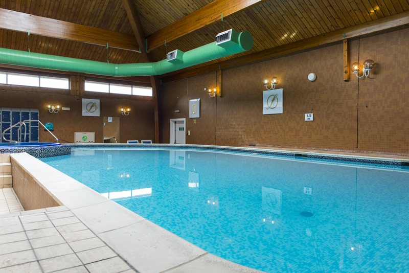 Luxury Hotel Leisure Club Ayr Hotel With Swimming Pool And Health Club Ayrshire