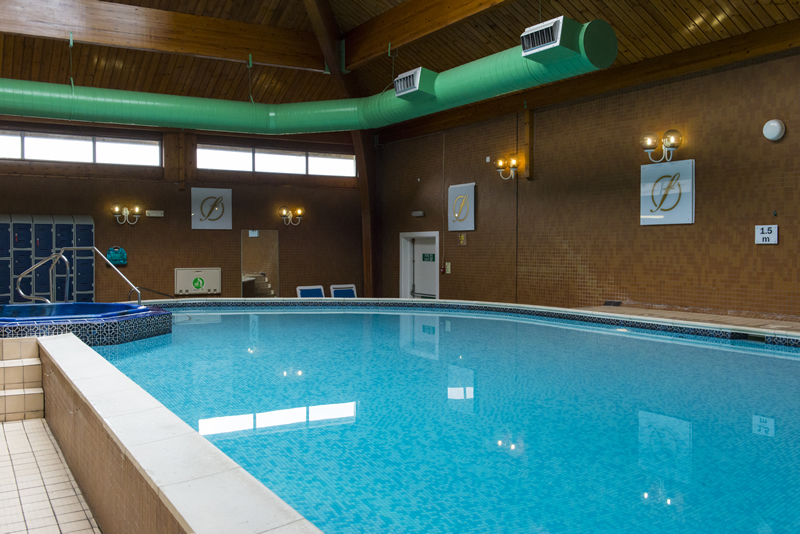 Luxury Hotel Leisure Club Ayr | Hotel with Swimming Pool and